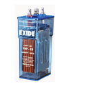 Exide Plastic Plante Battery