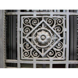 Decorative Balcony Railing Design