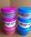 UKP Plastic Round Container(  creta)2500ml 3500ml 5000ml