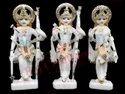 Raj Creations Ram Darbar Murti