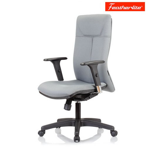 product image featherlite click high back visitor office chair
