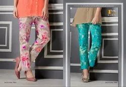 Casual Wear Printed Pants