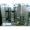 SS Packaged Drinking Water Plant
