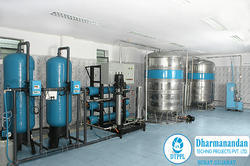 Mineral Water Packaging Machinery