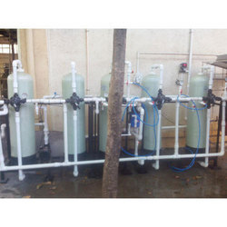 Commercial Demineralization DM Plant