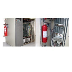 Server Rack Fire Suppression Systems