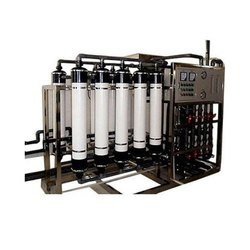 2.5 m3 Ultra Filtration Plant