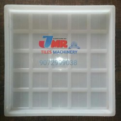 Silicone Plastic Chequered Tile Mould