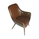 Divine Brown Living Chair