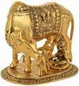 Gold Plated Kamdhenu