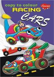 Copy To Colour Racing