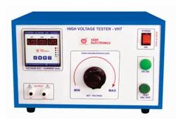 Analogue high voltage Tester