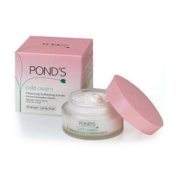Ponds Cold Cream, for Personal, Packaging Type: Plastic Box