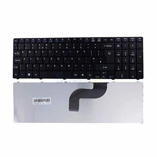 Black Acer Aspire Keyboard