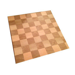 Chequered Wooden Plywood
