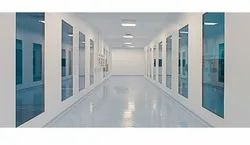 Grekon Aluminium Clean Room Window, For Office