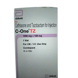 Ceftriaxone And Tazobactum Injection
