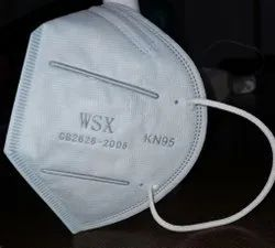 N95 MASK WITH INSIDE NOSE PIN