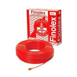 90 Mtr 0.5-95 Sq.mm Finolex Wires And Cables, Power/Voltage: 11kva