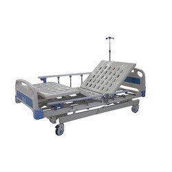 Four Function Aluminium Railing Electric Bed