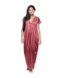 Women Satin Fancy Nighties