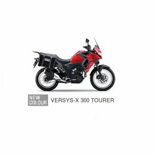 Kawasaki Motorcycle Model Versys X 300 Tourer Id 19922156497
