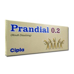 Prandial 0.2 Tablets