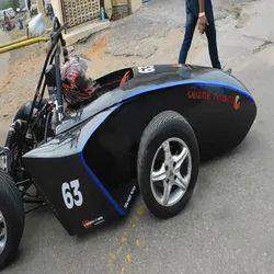 Carbon Fiber Formula Racing Car