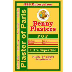 Benny Plaster of Paris