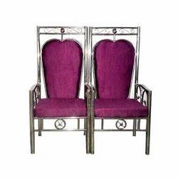 Purple Wedding Chair