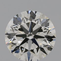 CVD Diamond 1.58ct I VS1 Round Brilliant Cut IGI Certified
