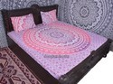 Pink Ombre Duvet Cover