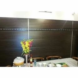 PVC Wall Panel with Installation, Location: Local