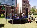 Kids Jumping Trampoline
