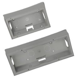 Pressfit Charms PVC Concealed Switch Board