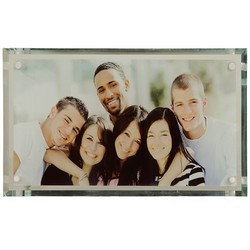 Digital Printed Sublimation Glass Photo Frame