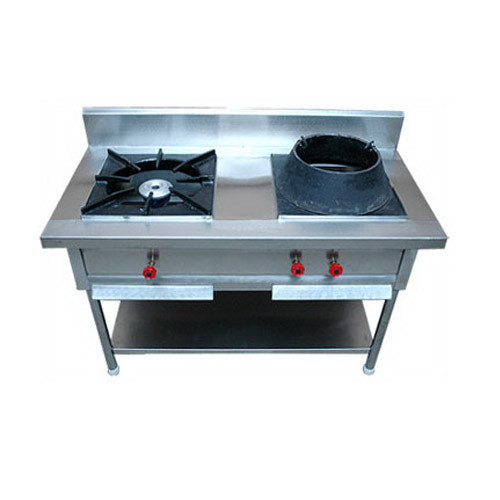 Chinese Gas Range