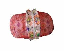 Inside Synthetic Cotton Portable Baby Crib, Size: XL