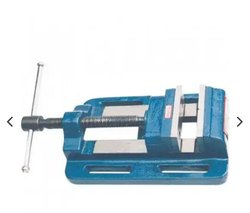 cast iron Vice, For industrial and agriculture, Base Type: Fixed