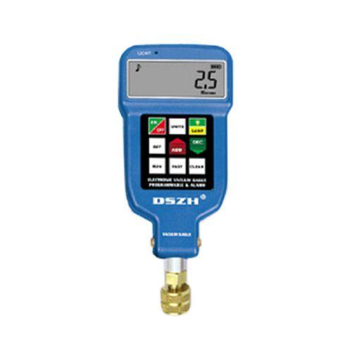 Pressure Gauge Digital Programmable Vacuum Meter