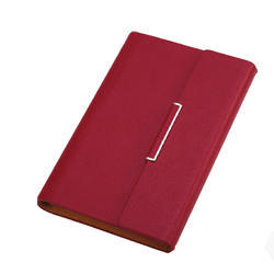 Red Small Notebook