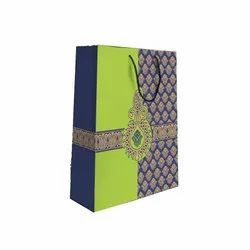 Multicolor Gift Paper Bag