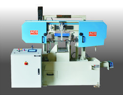 ACS Semi Automatic Double Column Bandsaw Machines