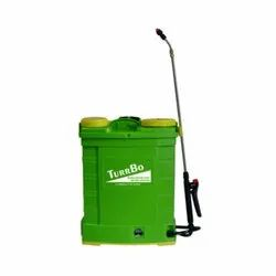 Aspee Turrbo Knapsack Battery Operated Sprayer, Model Name/Number: DTM001/12AHBR