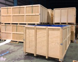 Edible & Non-Edible Termite Resistant Industrial Plywood Box