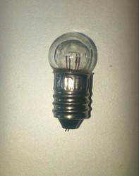 Fluorescent Round Series Electric Bulb
