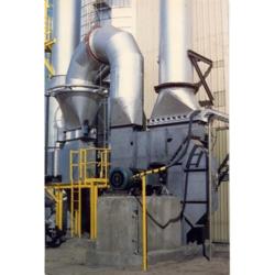 Boiler Scrubber Plant