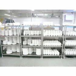 Plate Rack Storage