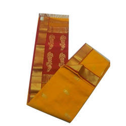 Silk Maheshwari Saree