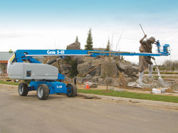 Diesel Telescopic Boom Lifts
